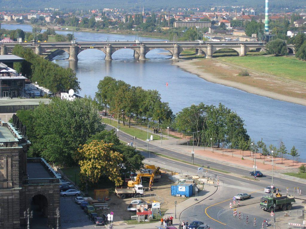 Dresden Elbe, CC0 by Johannes