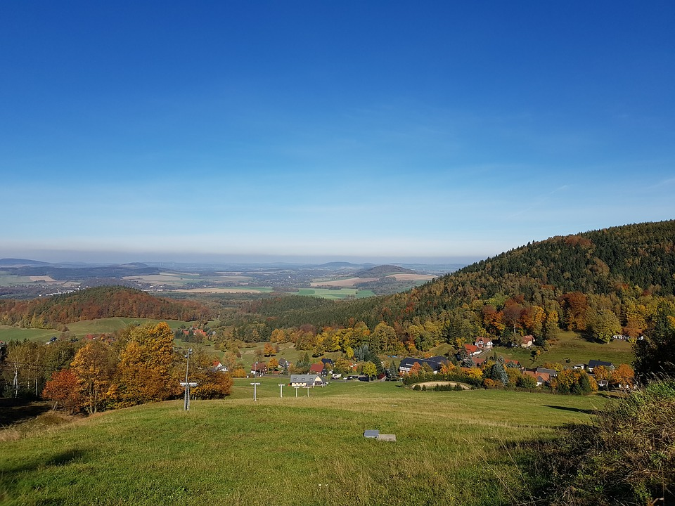 Zittauer Berge, CC0 on pixabay