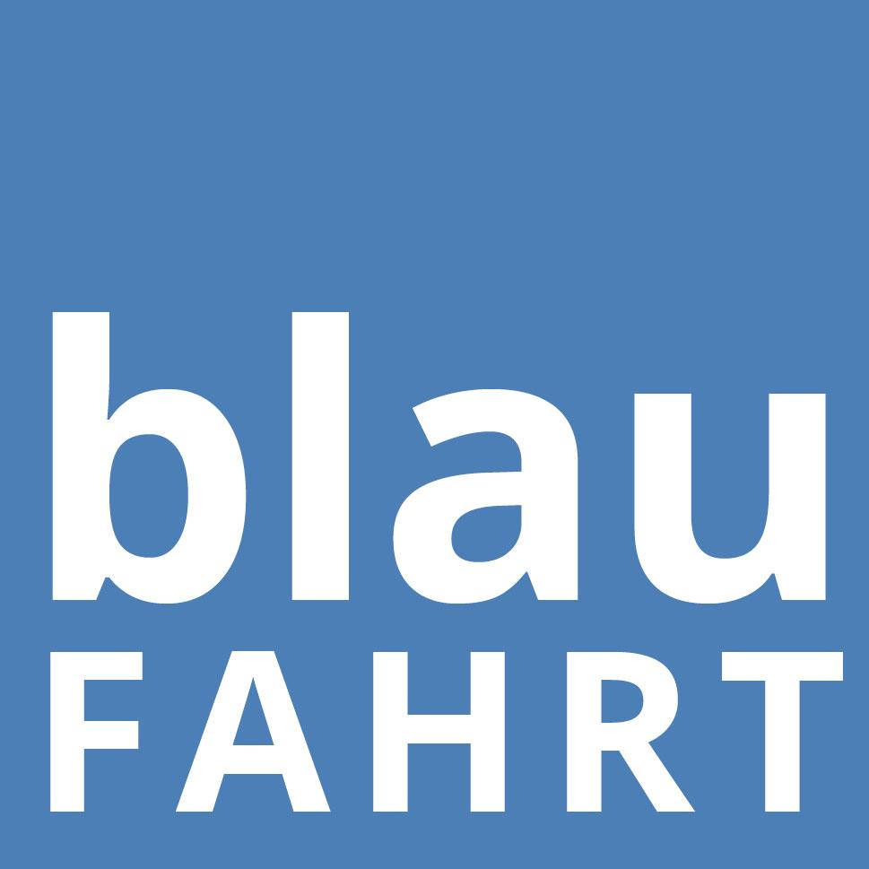 Logo, blaufahrt-dresdencar, CCx by Bettina Lindner
