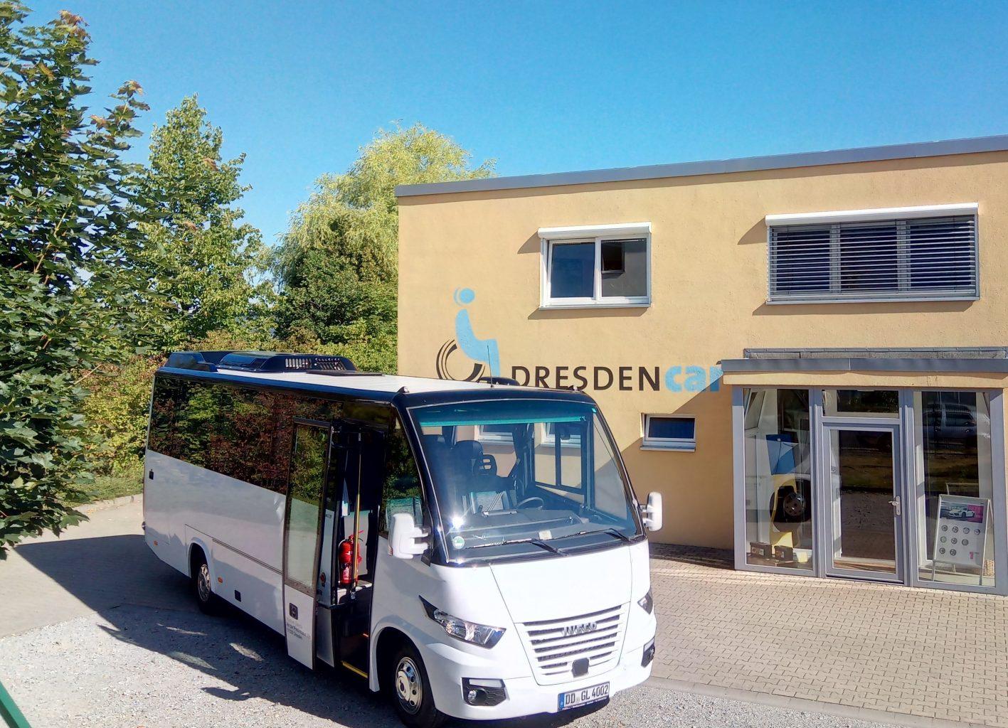 Bus Dresdencar
