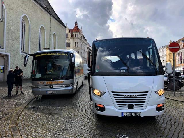 Bus Görlitz Stadtschleicher, CC0 Hartmut